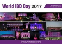 world ibd day poster