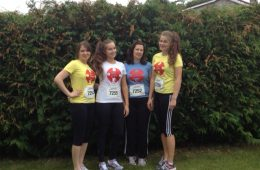 Niamh, Katie, Susan and Hannah Sheehan